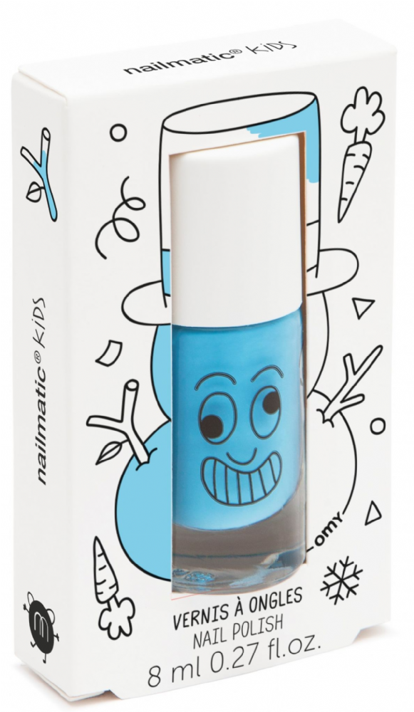 Freezy (Sky Blue) - nailmatic® kids - water based nail polish